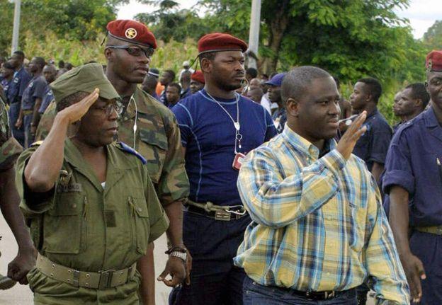 Guillaume Soro: l'ancien chef rebelle qui veut diriger la Côte d'Ivoire