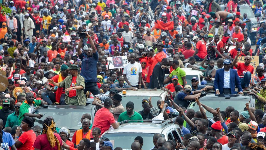 Guinée: nouvelle journée de mobilisation contre une réforme constitutionnelle