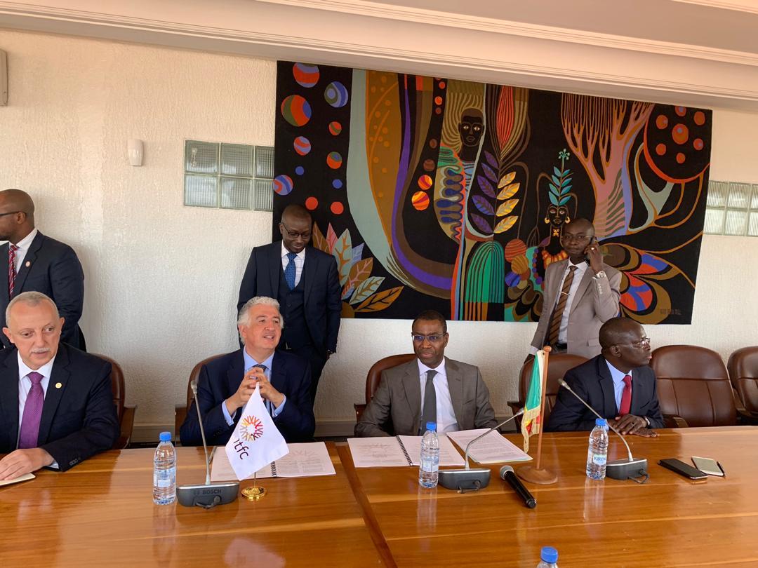 Campagne agricole 2019-2020: l'Etat du Sénégal et ITFC signent un accord de financement 30 milliards FCFA