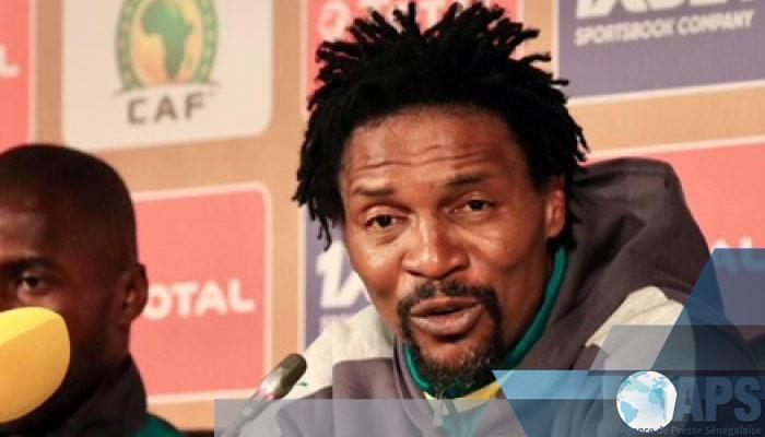 Rigobert Song, sélectionneur des U23 du Cameroun donne ses nouvelles