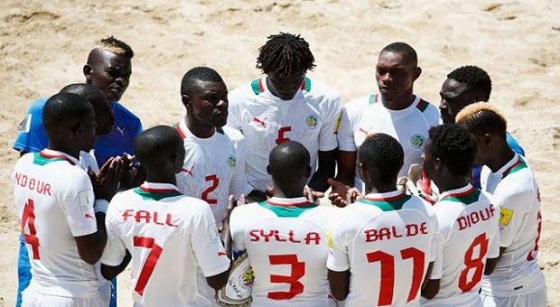 Coupe du monde de Beach soccer : le Sénégal publie une liste des 12 joueurs