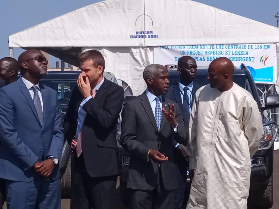 Environ 35 millions FCFA des Etats-Unis destinés à de « petits projets »au Sénégal