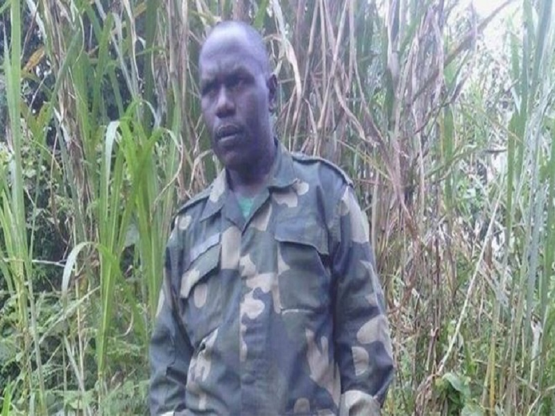 Un chef rebelle du Rwanda tué en RDC