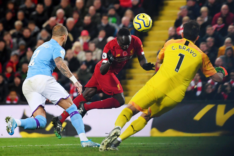 Liverpool vs Man City: quel but de Sadio Mané ! (Vidéo)