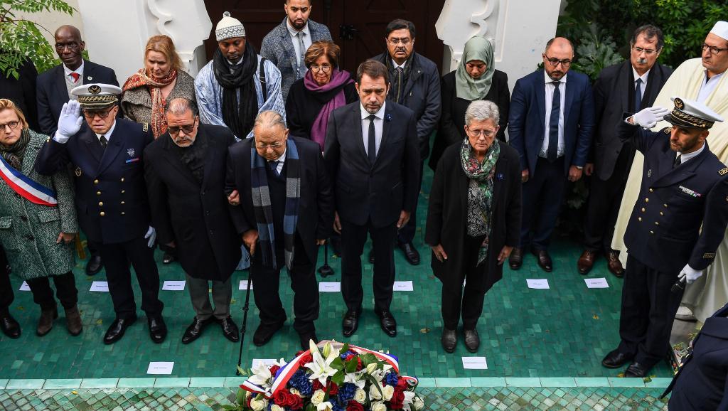 11-Novembre: l'hommage rendu aux soldats musulmans morts pour la France