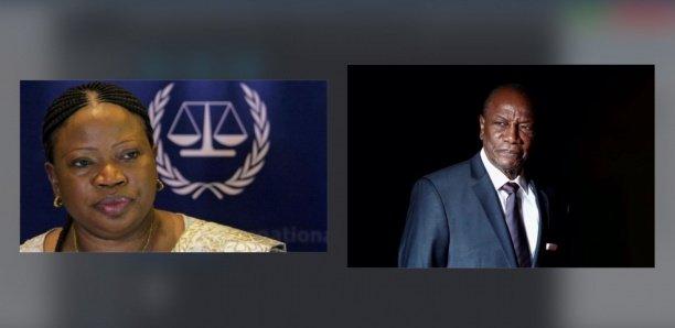 Contre l'escalade de la violence: la CPI met en garde le président guinéen, Alpha Condé