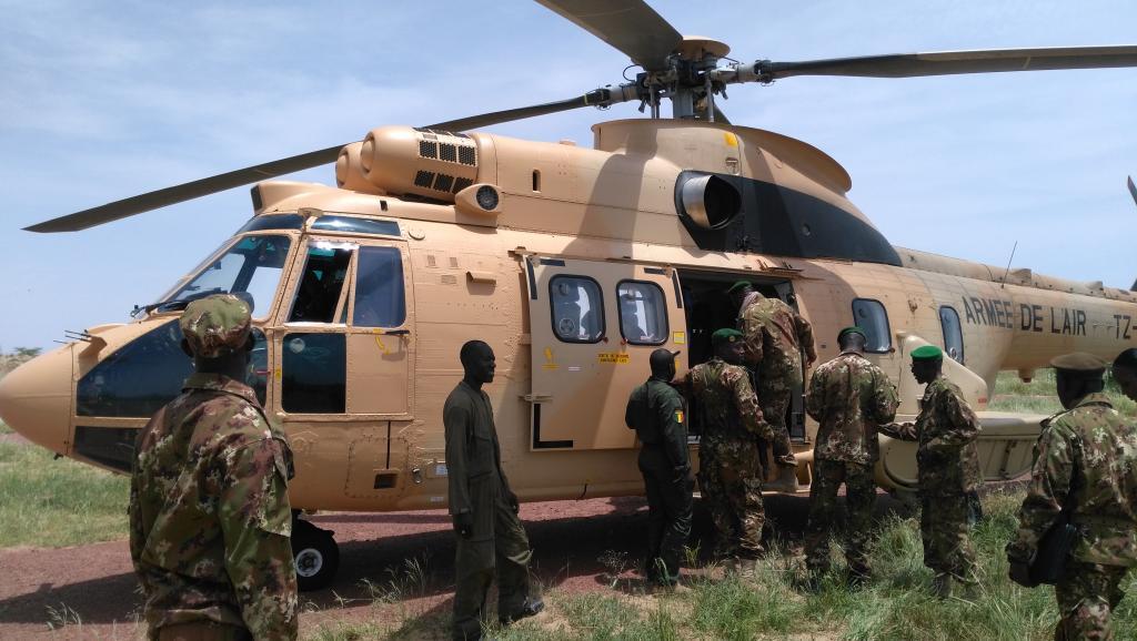 Mali: «Repli ne veut pas dire abandon», affirme Ibrahim Maïga, chercheur à l'ISS