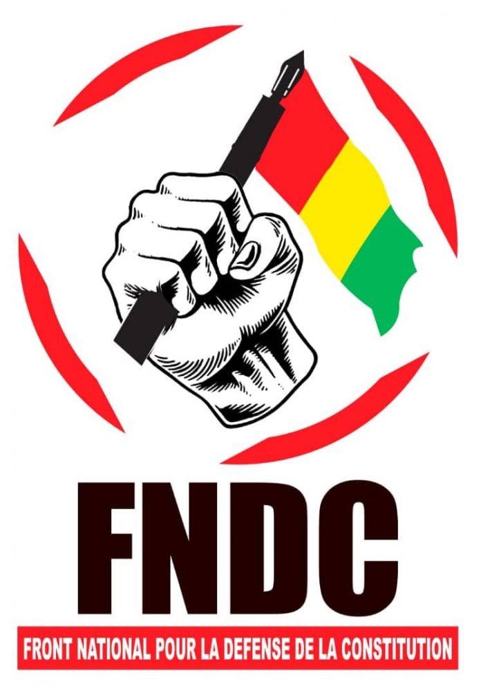 Conakry :  le FNDC veut marcher ce jeudi même sans l'aval des autorités