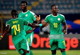 """Sénégal vs Congo : les """"Lions"""" mènent 2 buts à 0 à la pause"""
