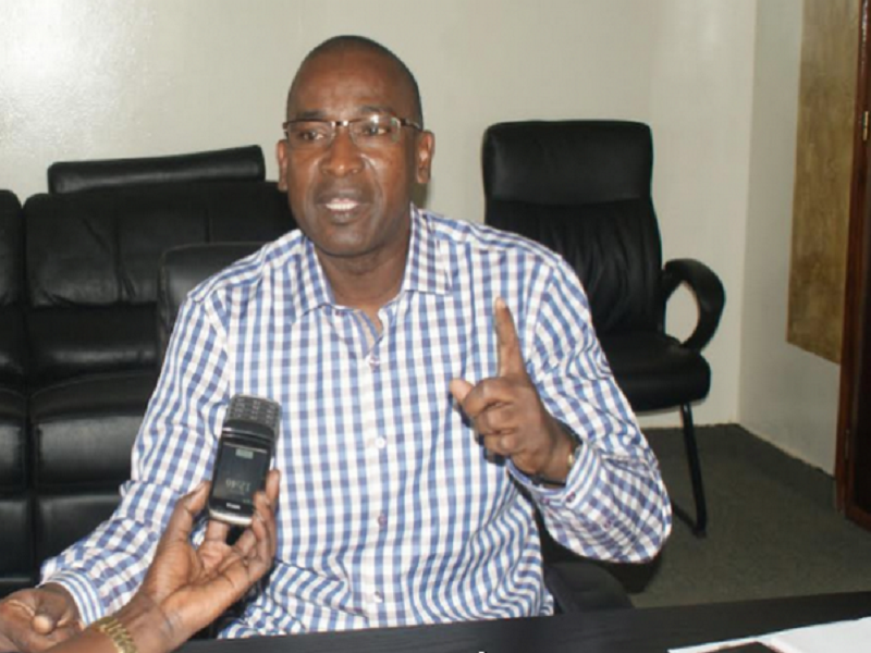 Désagréments causés par le chantier du TER : le maire Idrissa Diallo menace de porter plainte contre l'Apix