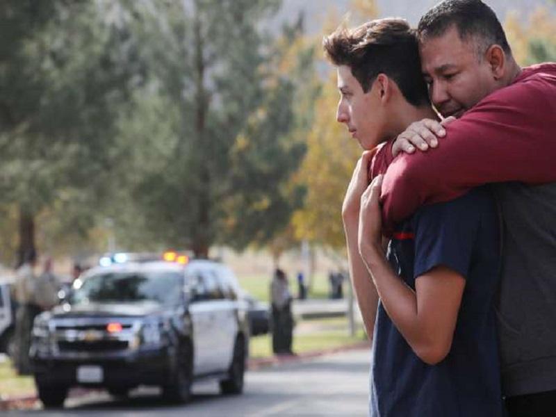 Etats-Unis : fusillade meurtrière dans un lycée près de Los Angeles