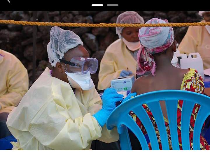 Ervebo, le premier vaccin contre Ebola en voie d'être homologué