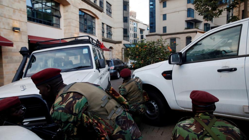 Kenya: enquête de l'ONU sur l'attaque contre le complexe hôtelier DusitD2