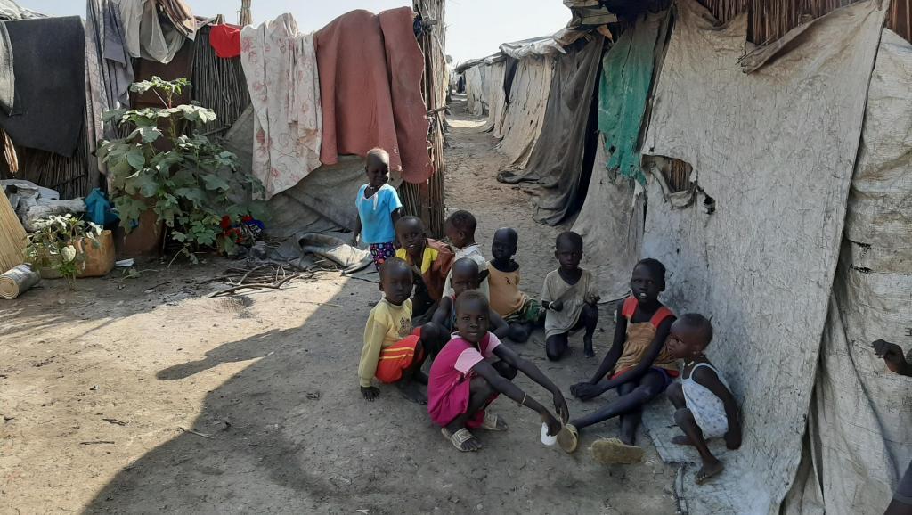 Soudan du Sud: à Bentiu, le retour des déplacés partis au Soudan