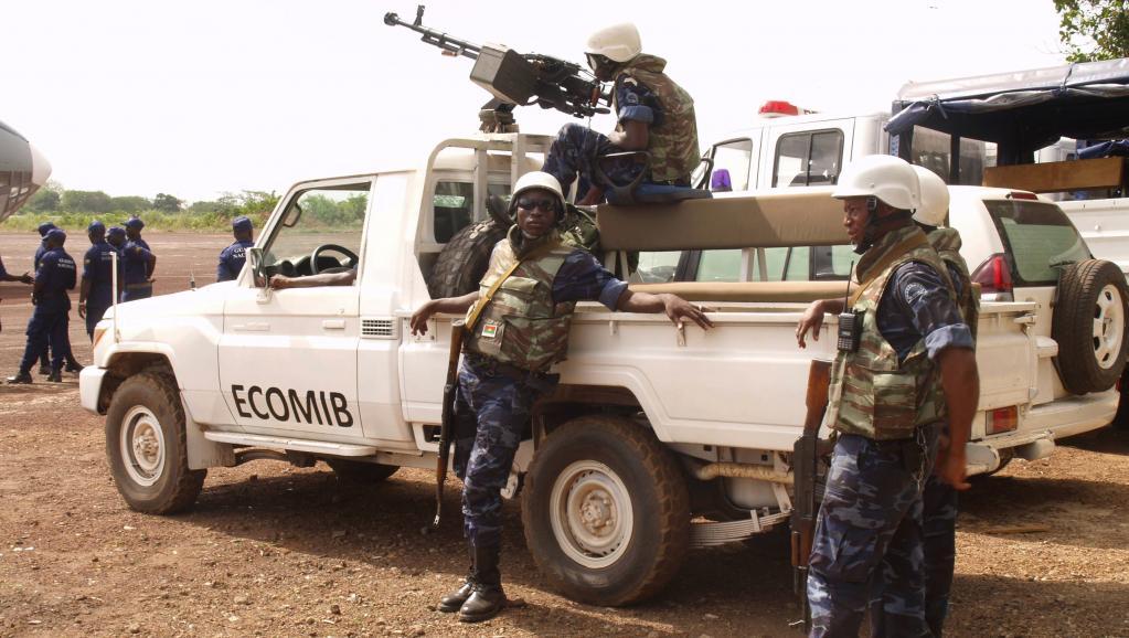 Guinée-Bissau: «il n'y aura pas de troupes supplémentaires de la Cédéao ici»