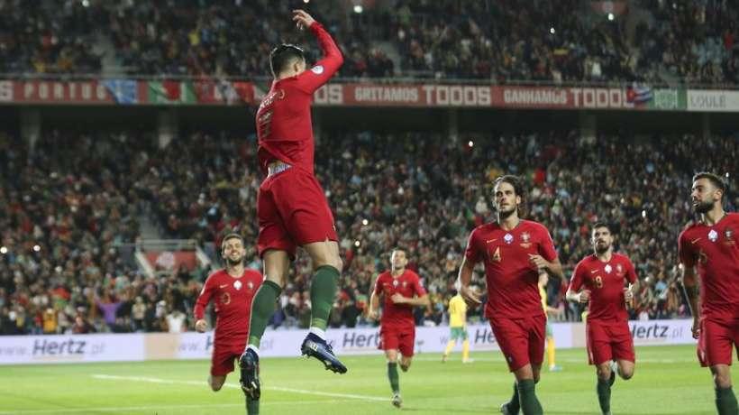 Champion d'Europe, le Portugal s'est qualifié pour l'Euro 2020
