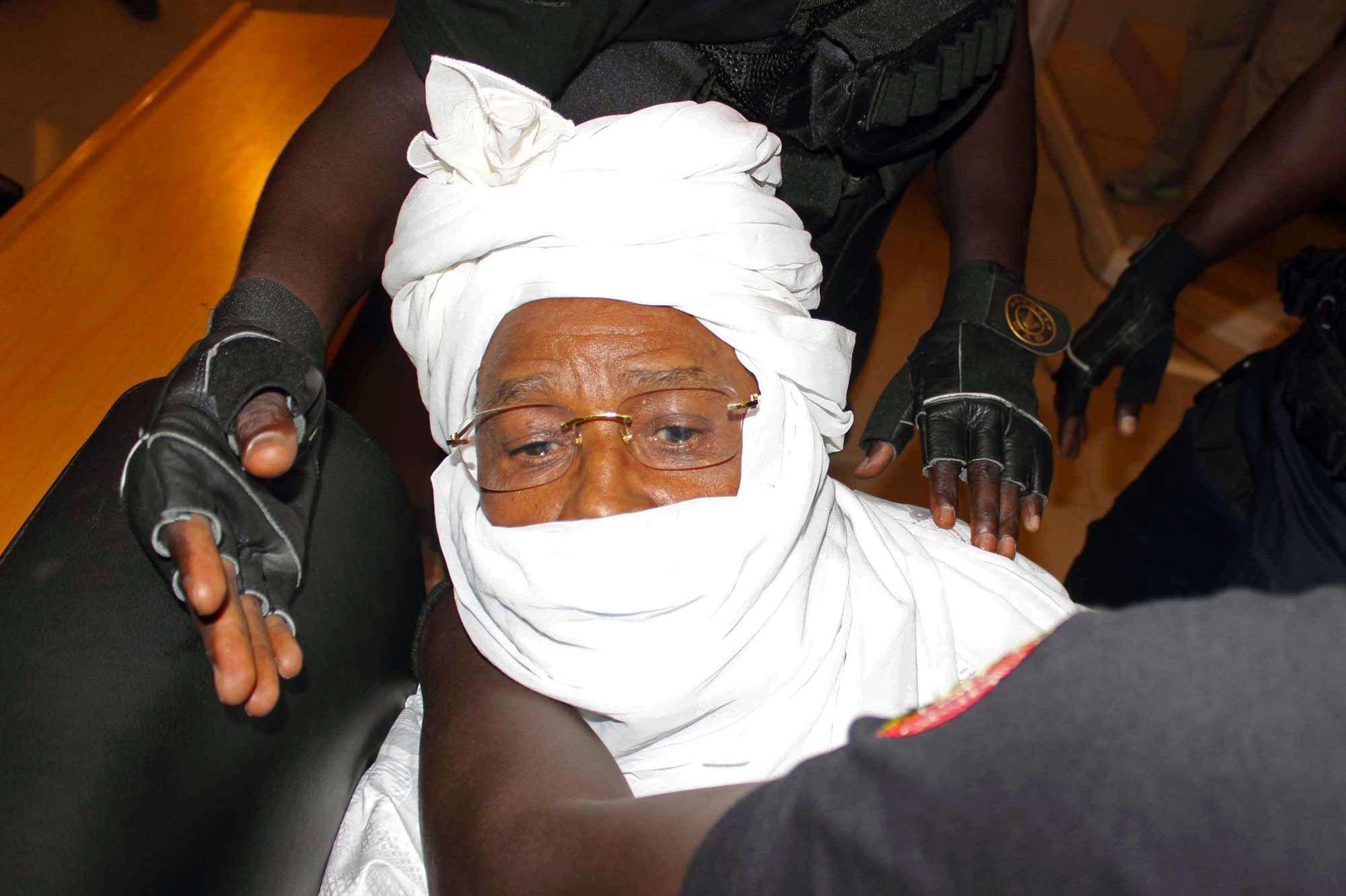 Sénégal: affirmations et démenti autour de la santé de Hissène Habré
