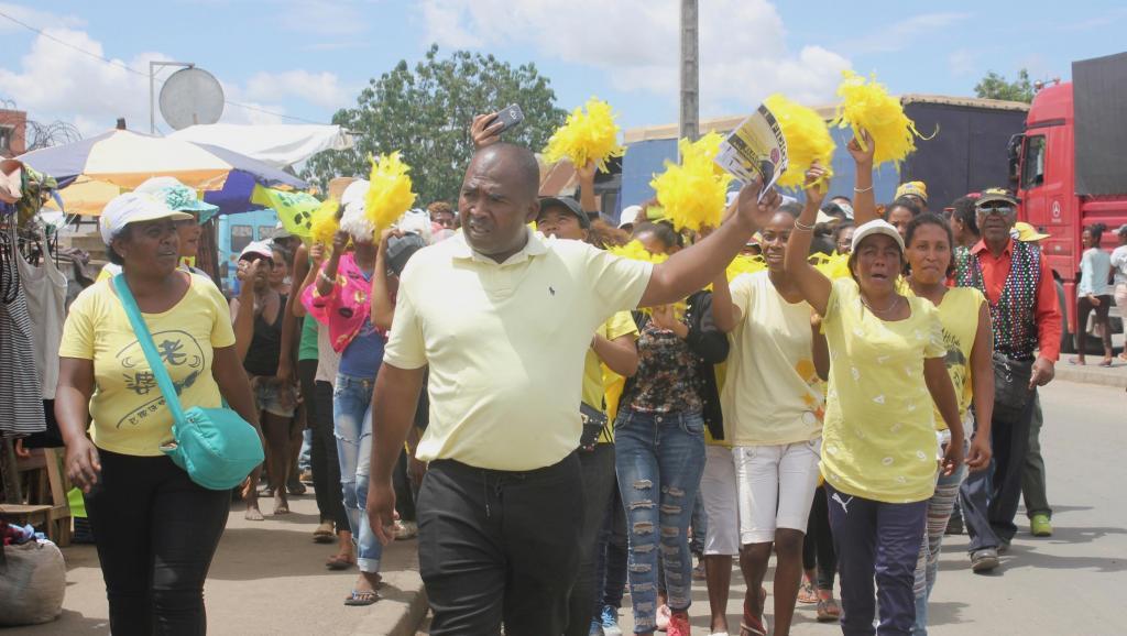 Madagascar: Eliace Ralaiarimanana candidat indépendant à la mairie de «Tana»