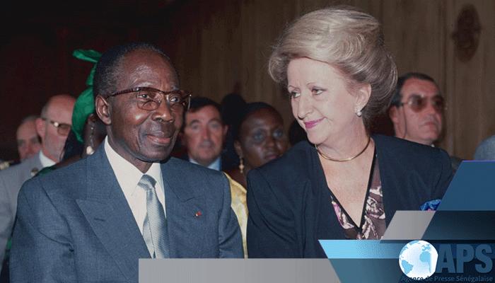 Colette Senghor sera inhumée le 27 novembre au cimetière de Bel Air, à Dakar