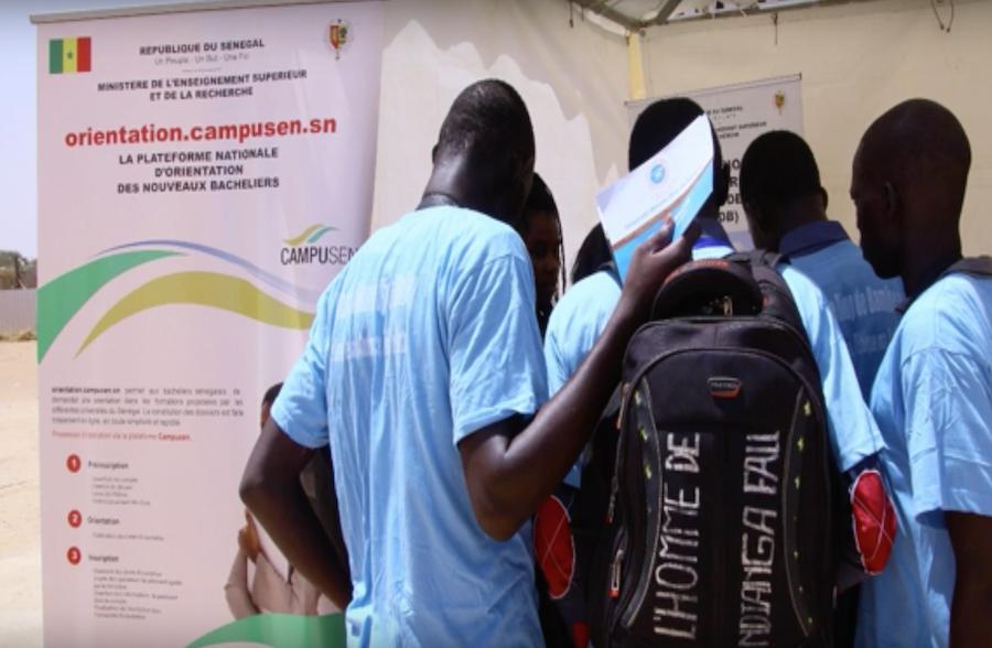 """Cheikh Oumar Anne : """"tous les étudiants seront orientés dans les 15 jours à venir"""""""