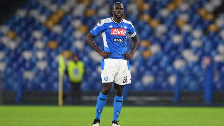 Naples : l'intouchable Kalidou Koulibaly brader pour 49 milliards FCFA