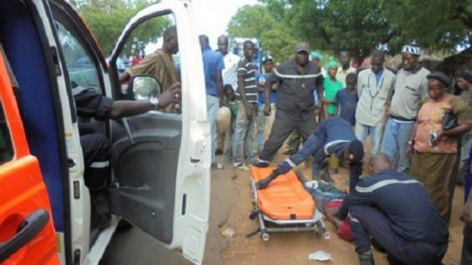 Route de Matam: deux (2) morts suite à l'accident qui a fait 15 blessés