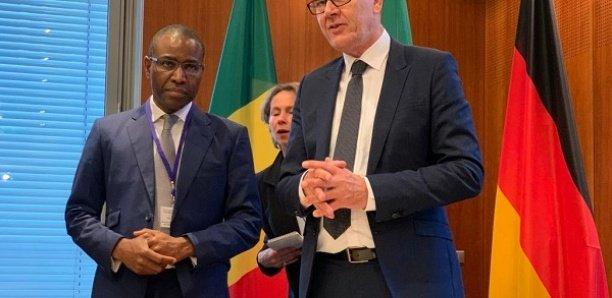 Assistance financière et technique : l'Allemagne offre 70 milliards de F CFA au Sénégal