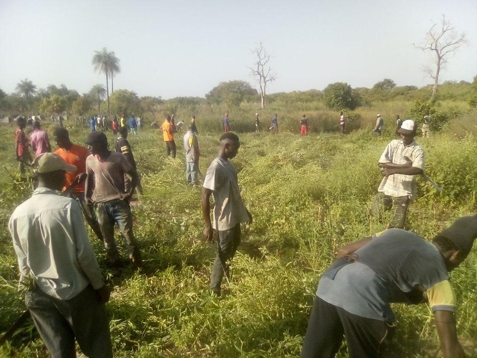 Retour du cantonnement militaire de Saliote : les populations de la Commune de Djibanar poussent un ouf de soulagement