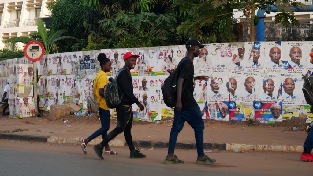 Dernier jour de campagne en Guinée Bissau avant la présidentielle