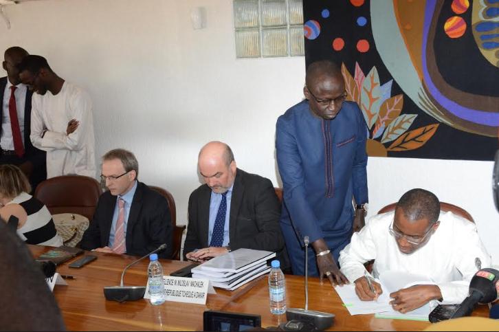 Le ministère des Transports aériens annonce le démarrage imminent des travaux de reconstruction des aéroports de saint-Louis et Ourosogui-Matam