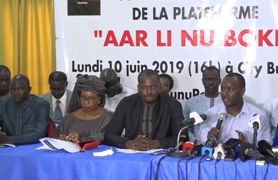AG du 23 Novembre 2019: AAR LI NU BOKK invite la justice sénégalaise à retrouver et sanctionner les corrompus