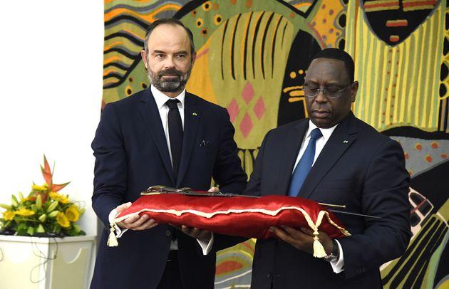 """Les révélations du journal Le Monde sur le sabre d'ElHadji Oumar """" la 1er œuvre qui est """"restituée"""" à l'Afrique est un objet européen"""""""
