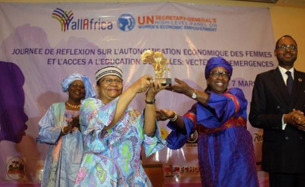 Le Prix AllAfrica Leadership Féminin 2019 décerné à Cinq Femmes Africaines
