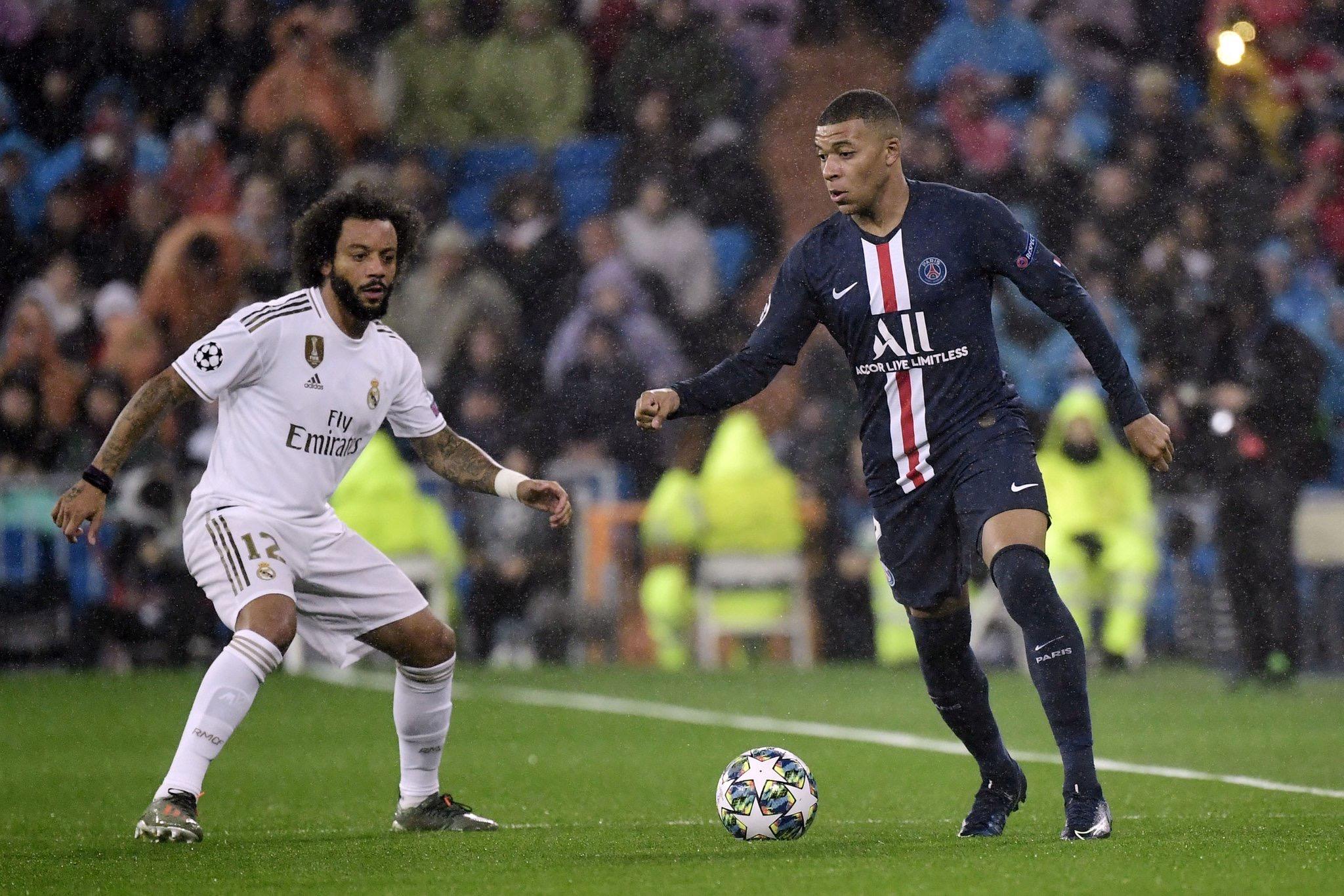#LigueDesChampions - Mené 2 à 0 à Madrid, le PSG réussi à rattraper le Réal