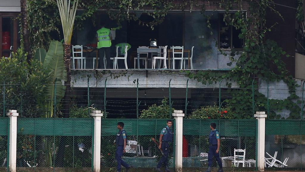 Bangladesh: sept islamistes condamnés à mort pour le meurtre d'étrangers en 2016