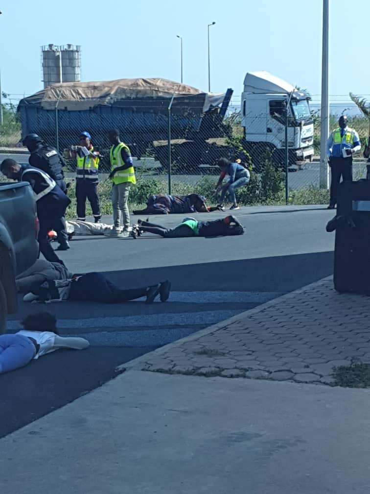 Aéroport Dakar Blaise Diagne : Terrorisme et défaillances d'un vol pour tester le plan d'urgence