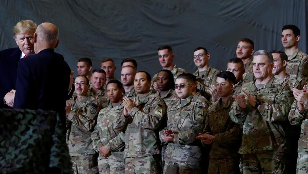 Afghanistan: Trump annonce la reprise des négociations avec les talibans