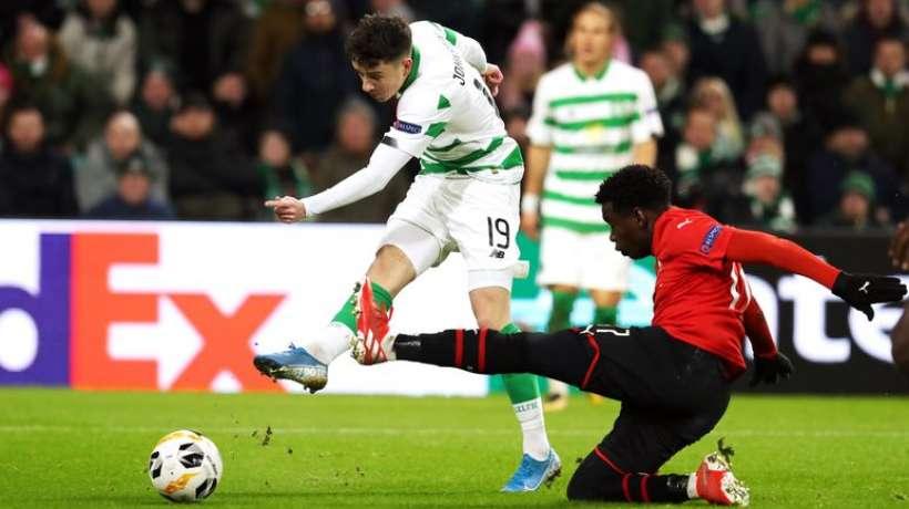 Ligue Europa : le Stade Rennais n'y arrive toujours pas à Glasgow, Arsenal tombe face à Francfort, Bruno Fernandes illumine le Sporting CP