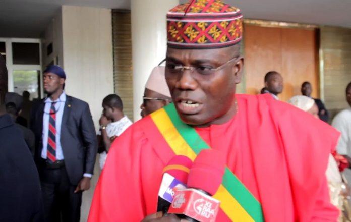"""Hôpital de Touba: """"3 ministères et 3 chefs religieux ont détourné 14 milliards"""", révèle le député Bara Doly"""