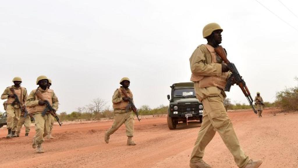 Burkina: l'armée dit avoir démantelé une cellule terroriste dans le Centre-Sud