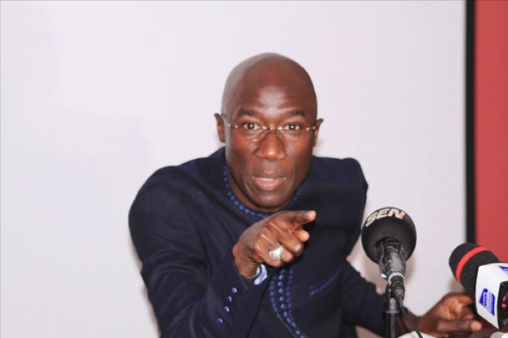 Arrestation de Guy Marius et Cie: leur avocat Me Moussa Sarr salue le professionnalisme de la police et blâme le préfet