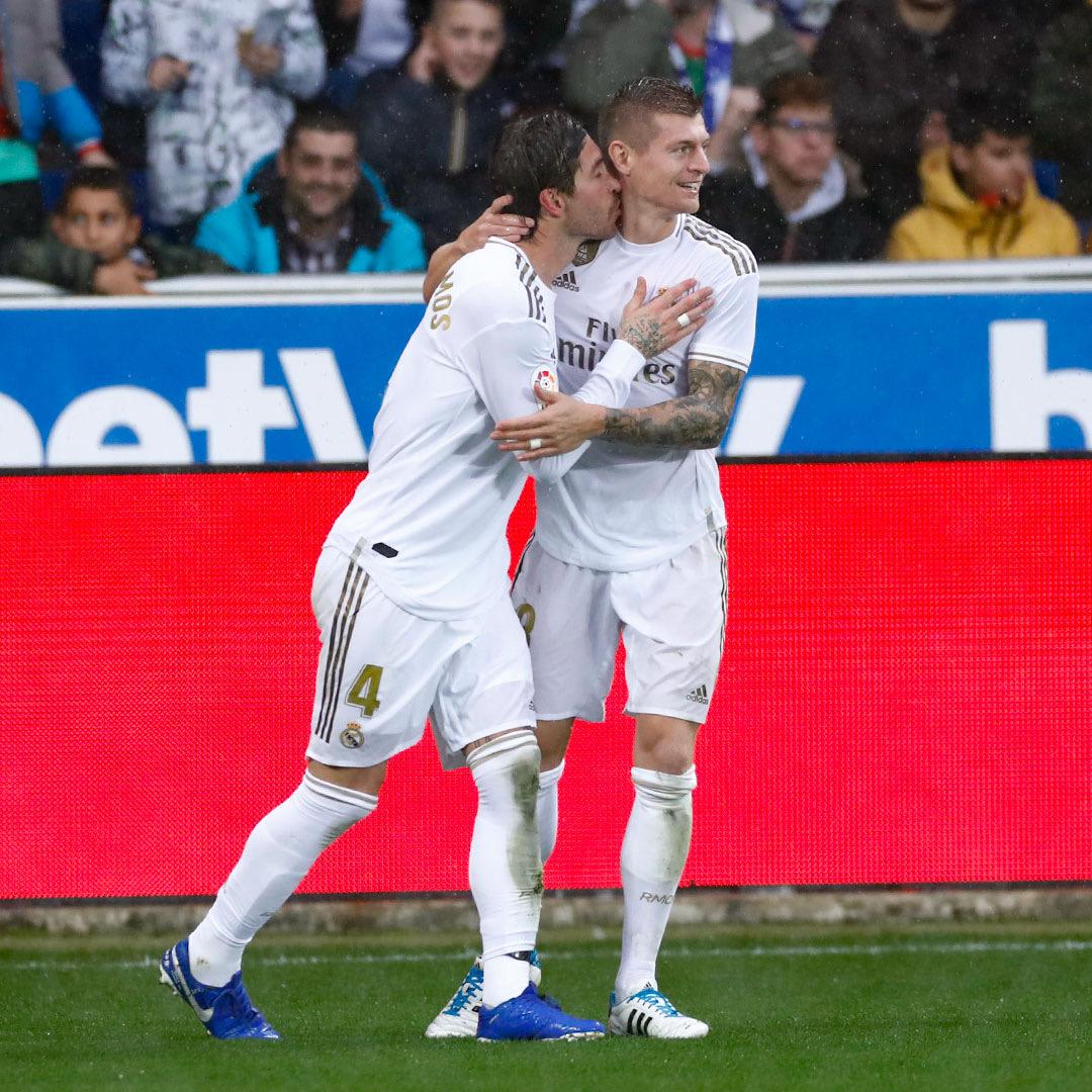 #Liga - Le Réal enchaîne à Alavès (1-2)
