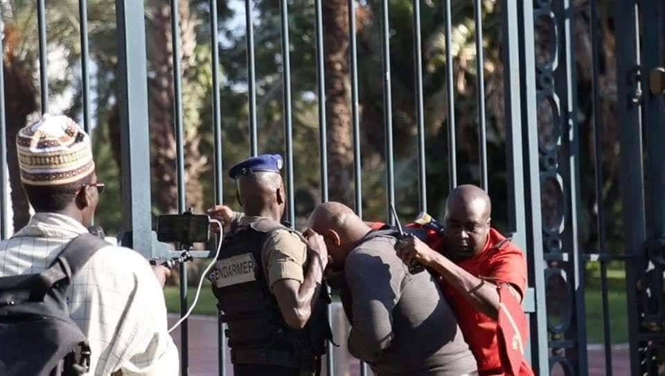 Arrestation de Guy Marius Sagna, talibés enchaînés: le chef de cabinet de Macky s'exprime