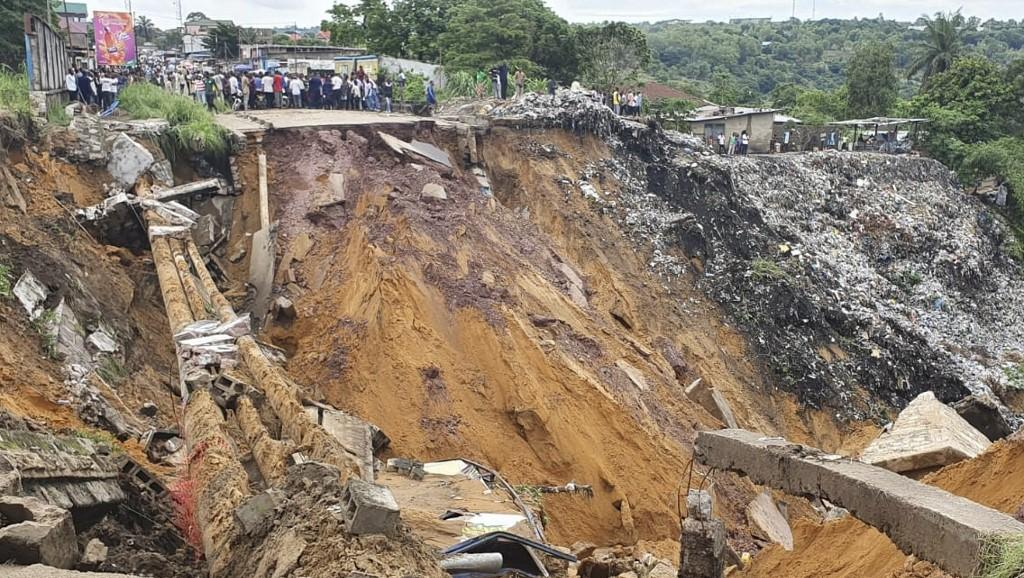 RDC: Tshisekedi promet la tolérance zéro contre les constructions anarchiques