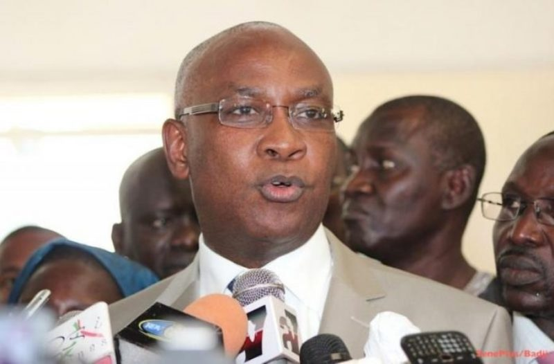Serigne Mbaye Thiam aux syndicalistes de la SDE: « nous ne pouvons pas donner plus de 10% »