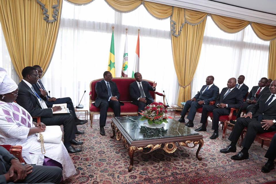 Débat exclusif en DIRECT sur l'endettement des États africains avec Macky Sall, Ouattara...
