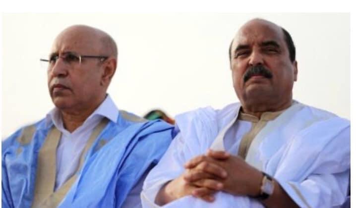 Mauritanie - tension entre Ghazouani et Aziz: l'histoire du marabout et du guerrier