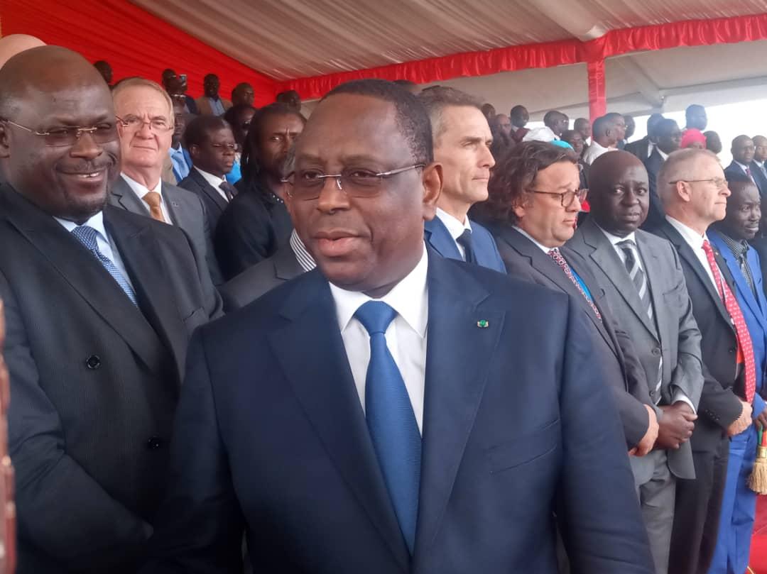 Réception du A330-900 Neo d'Air Sénégal : Macky Sall annonce l'arrivée bientôt de 8 nouveaux Airbus A 220-300 Neo