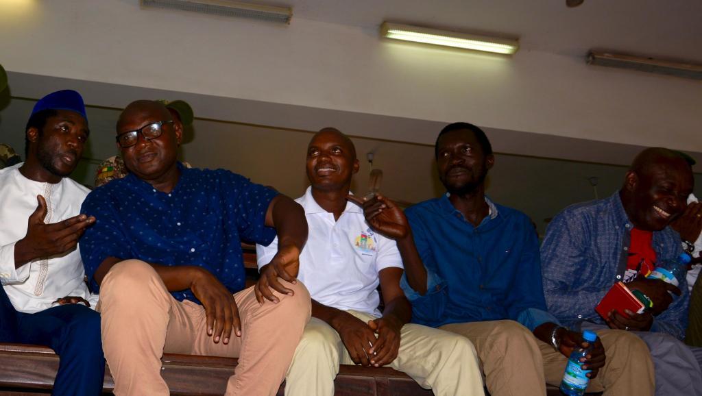 Guinée: le procès de dix responsables du FNDC renvoyé