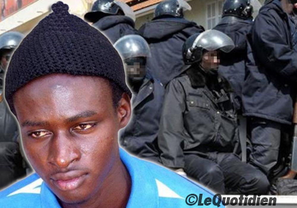 Meurtre de Bassirou Faye: Sette Diagne, l'accusateur du policier Boughaleb, jeté en prison